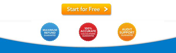 Start for Free. Maximum Refund Guarantee, 100% Accurate Calculations Guarantee, Audit Support Guarantee.