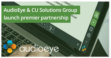 AudioEye & CU Solutions Group launch premier partnership
