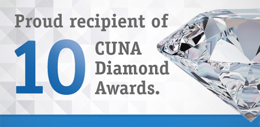 CU Solutions Grop has won 10 CUNA diamond awards