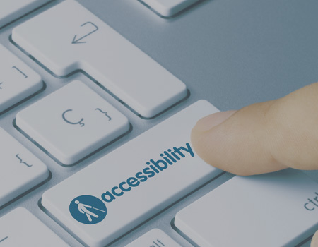 ADA Accessibility Page Mobile Banner