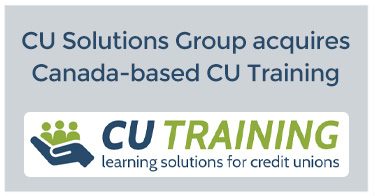 CU Solutions Group acquires Canada-based CU Training