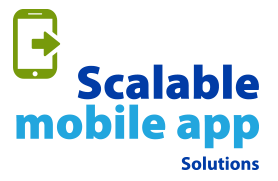 scalable mobile apps logo